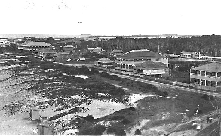 Photo: Beach 4 Marine Parade, Coolangatta, Queensland, circa 1913 [picture] / Photographer unknown. Asset name LS-LSP-CD065-IMG0099